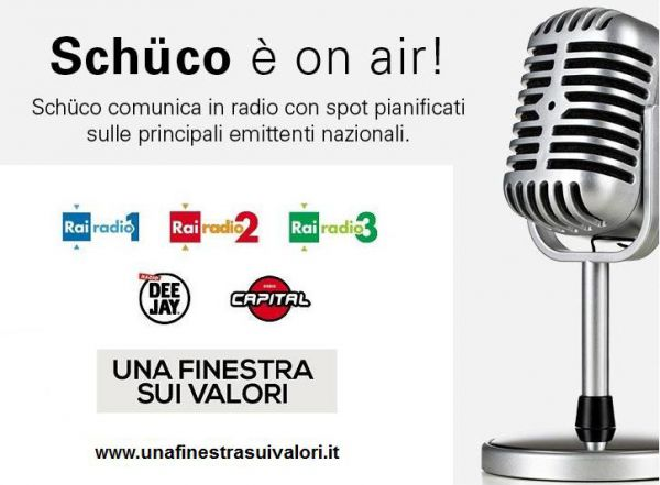 Schuco è on air!